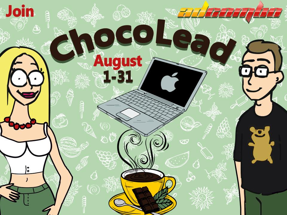 """""""ChocoLead"""" contest - AdCombo"""