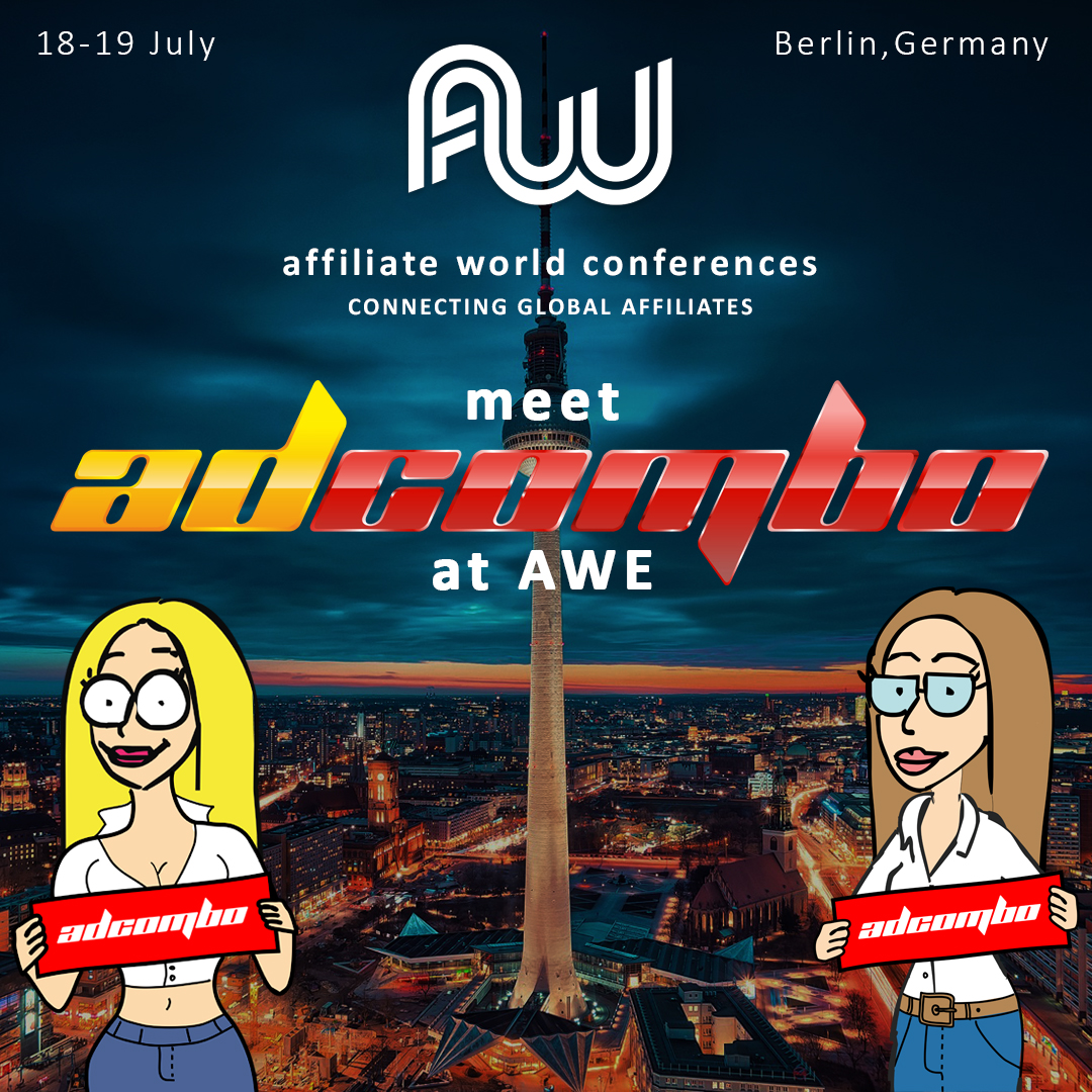 AdCombo Team is going to participate in Affiliate World Conference - AdCombo CPA
