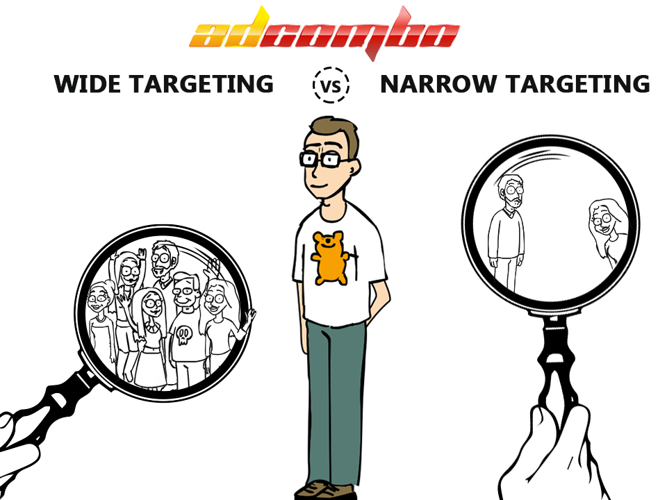 Wide Targeting VS Narrow Targeting - AdCombo