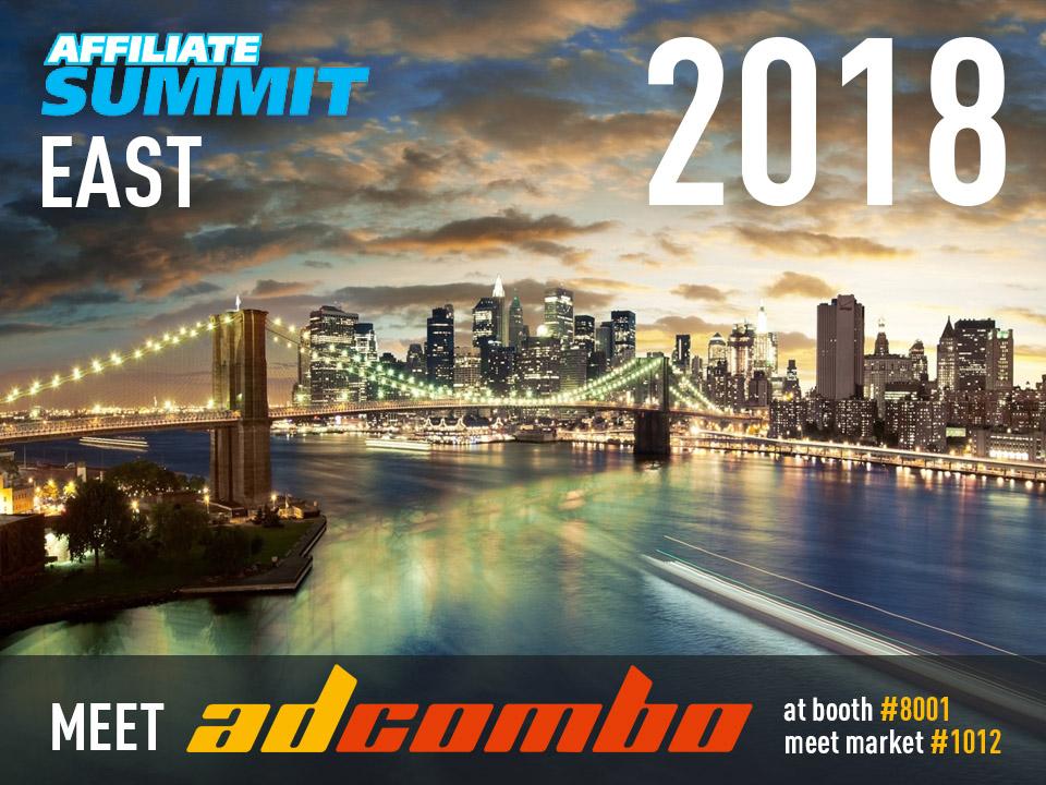AdCombo is going to ASE2018! | AdCombo